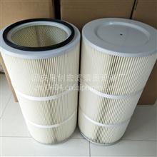 除尘滤芯 除尘滤筒 粉末回收滤芯 除尘器滤筒聚酯纤维无纺布/除尘滤筒