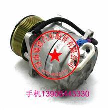 陕汽德龙新M3000新款X3000空调泵压缩机/德龙F2000F3000压缩机/DZ13241845132