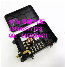 解放J6电源盒总成电源配电盒/3722080A76W