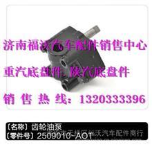 一汽解放齿轮油泵总成/2509010-A0T