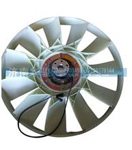 1308X13H08-010华菱重卡星马汉马电子硅油离合器及风扇组合模块/1308X13H08-010