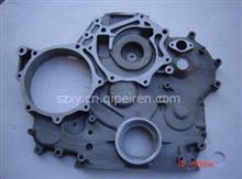 郑州日产 朝柴配件 朝柴发动机 柴油机QD32齿轮室盖/QD32