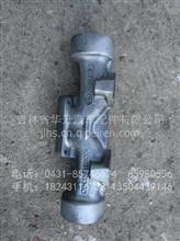解放锡柴原厂排气直管/1008042A36D