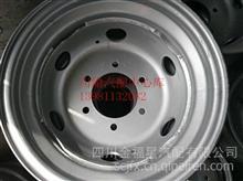 唐骏欧铃600-14六孔专用钢圈钢盆轮辋轮芯孔11.5/600-14   11.5