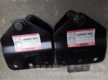 东风天龙天锦大力神 东风原厂正品左支架带橡胶套总成后悬置/5001110-C1800