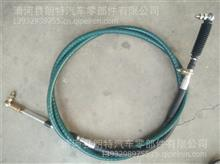 中国重汽豪沃新款换挡软轴总成换档拉线选档线howo换挡换挡线选档 /WG9900243201/2