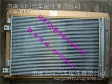 WG1664820116重汽豪沃A7中小马力发动机冷凝器芯/WG1664820116