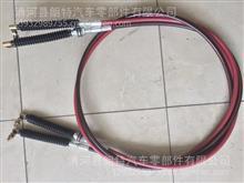 原厂东风天龙天锦大力神汽车变速箱换挡线选档拉线软轴总成/1703070-K0201