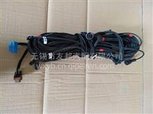 东风天龙旗舰车架ABS线束总成-主车/C3724560-H02L0
