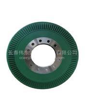 一汽解放锡柴硅油减振器 1005190-36DY/一汽解放锡柴配件硅油减振器 1005190-36DY