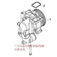 东风DDi水泵