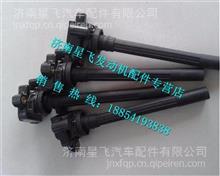 VG1292080200重汽豪沃LNG天然气T10发动机点火线圈/VG1292080200