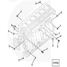 4919665曲轴油封衬套安装工具/4919665曲轴油封衬套安装工具