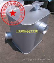 解放J6国三消声器小J6M大J6P消音器总成J646B消音器排气管总成/1201010-55