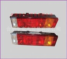 东风天龙、天锦、大力神厂家配件后尾灯总成/37ZB6-73010020