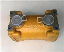 上柴CAT卡特C6121发动机机油冷却器焊接件总成/C18AB-7N0165+A