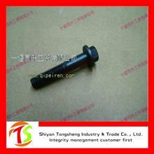 原厂 东风康明斯ISL9.5发动机六角头螺栓C3977274飞轮螺丝配件/C3977274
