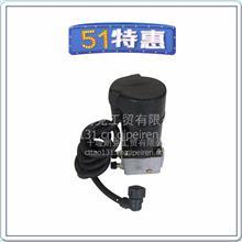 5005015-C4300东风新天龙驾驶室液压顶举升翻转电动泵5005015-C4300