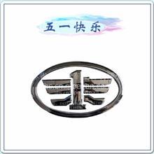 一汽解放J6新款银色原厂一汽标3921019CA01J/D