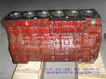 上柴D6114发动机气缸体D02A-002-31