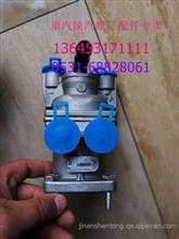 重汽豪沃08款刹车总泵总成/重汽豪沃制动总阀总成WG9000360520/WG9000360520