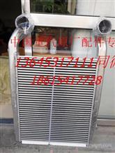 重汽豪沃T7H增压中冷器/重汽豪沃430马力T7H增压器WG9925530107/WG9925530107