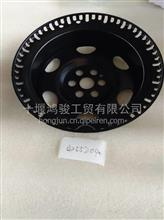 供应曲轴连杆组件曲轴皮带轮东风康明斯发动机曲轴信号轮 /5255204