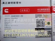 江西地区供应重庆康明斯NT855发动机配件皮带3040303//3040303-20