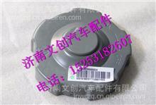 WG9925550003重汽豪沃T7H金属燃油箱锁盖总成/WG9925550003