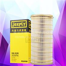 JEEPLY 2020SM TM PM 油水分离器 1000FG/FH纸芯 柴油滤清器滤芯