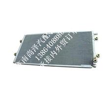 欧曼ETX空调冷凝器芯体总成/欧曼ETX空调冷凝器芯体总成