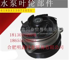 华菱重卡华菱星马华菱之星星凯马汉马水泵叶轮部件厂家配件/ 618DA1307105A