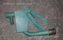 重汽T10天然气CNG发动机油气分离器总成VG1500019055/VG1500019055