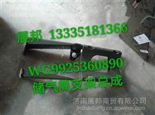 WG9925360890 重汽豪沃T7H储气筒支架总成/WG9925360890