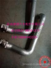 重汽豪沃中冷器进水管重汽潍柴EGR冷却器进水管VG1557110015A原厂/VG1557110015A