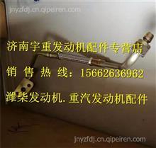 潍柴WP10H增压器进油管/611600110190
