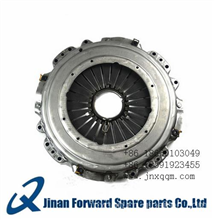 WG9114160011重汽豪沃430型离合器压盘总成/WG9114160011