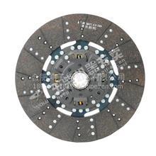 JAC江淮格尔发离合器片玉柴D350L-1600740 离合器从动盘组件 /江淮原厂格尔发纯正配件