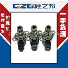 采购内蒙古卡特重工85挖掘机12VDC电器电磁阀4300061/SV98-T39-12VDC