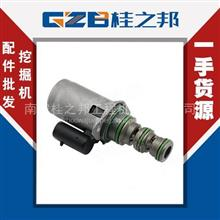 纯正卡特313D2GC挖机24VDC电磁阀SV98-T39-24VDC-1商城/4300075