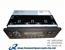 (A12)WG9525780009重汽豪瀚MP3收放机/(A12)WG9525780009