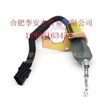 东风商用车康明斯工程机械发动机断油电磁阀总成电熄火控制器/C5295567- (2)