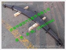 陕汽德龙奥龙前右钢板弹簧总成DZ9100529009/DZ9100529009