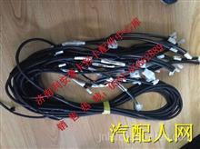 重汽豪沃轻卡地板线束  重汽豪沃HOWO轻卡配件  豪沃轻卡配件/LG9704770006