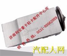 重汽豪沃轻卡空调膨胀阀  重汽豪沃HOWO轻卡配件  豪沃轻卡配件/LG1613822016
