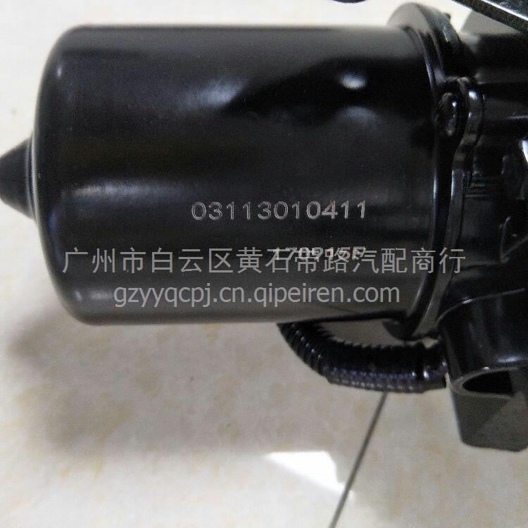 广汽日野700驾驶室翻转泵电机翻转泵马达液压泵03113010411图片