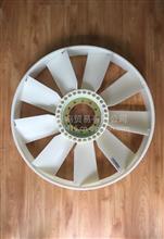 潍柴发动机国三WP10 670环形风扇叶  江淮格尔发原厂配件/612600060886JAC驾驶室总成