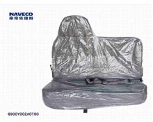 南汽(上汽)跃进钻卡、超利卡配件批发  驾驶室乘客座椅总成(排半)/6900Y002A0T80