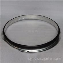 3696357A2080风扇护圈原厂欧曼GTL福田康明斯ISG发动机冷却风扇罩