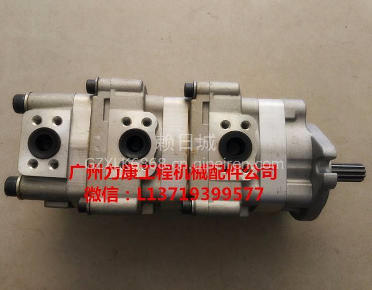 销售小松pc78us回转液压泵柱塞泵胆平面九孔板铜头摩擦片pc78us图片